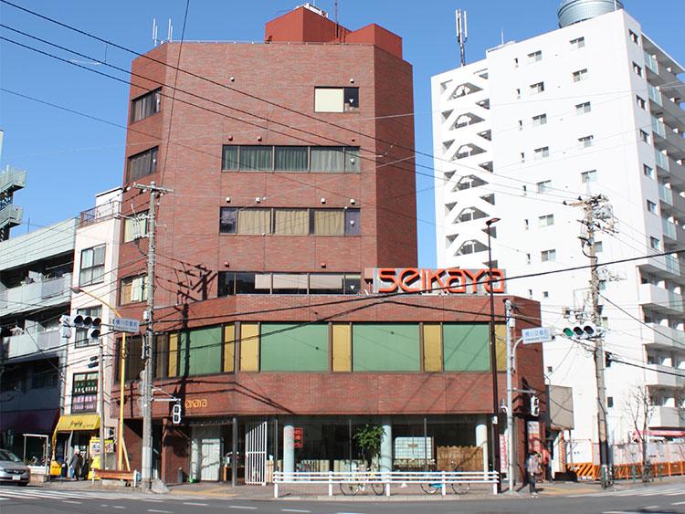 東京本店 外観